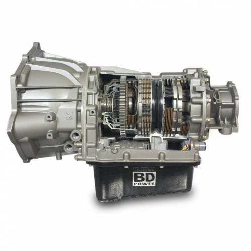 Transmissions & Parts - Automatic Transmission Assembly