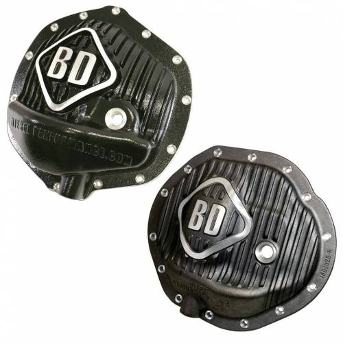 Axle Components - Differential Covers
