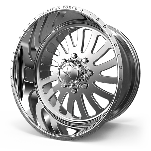 American Force Wheels - Super Single Series
