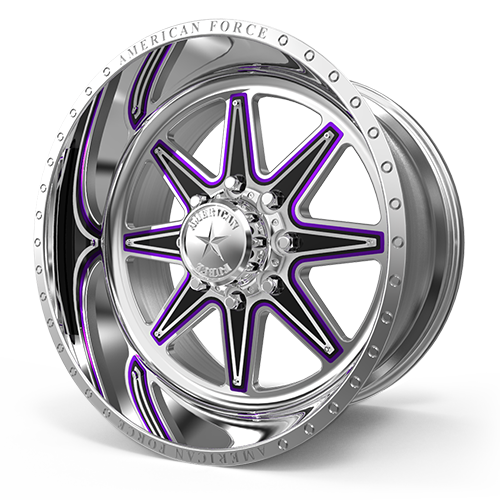 American Force Wheels - Faceplate Series