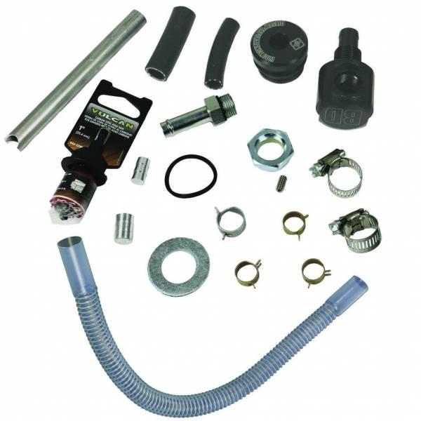 BD Diesel - BD Diesel Flow-MaX High Flow Top Draw Straw Kit 1050345