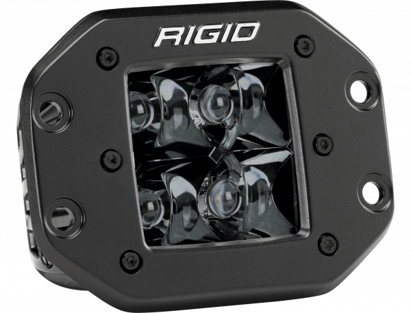 RIGID Industries - RIGID Industries D-SERIES PRO SPOT FM MIDNIGHT 211213BLK