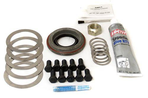 G2 Axle and Gear - G2 Axle and Gear INSTALL KIT TACOMA 25-2055
