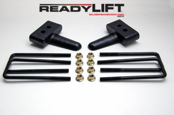 ReadyLift - ReadyLift 2004-18 FORD F150 1.5'' Rear Block Kit 66-2051