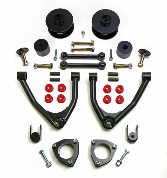 ReadyLift - ReadyLift 2007-18 CHEV/GMC TAHOE/SUB/YUKON XL 4.0'' Front with 3.0'' Rear SST Lift Kit 69-3295