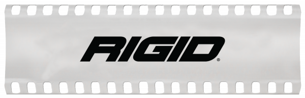 "RIGID Industries - RIGID Industries COVER 6"" SR-SERIES WHT 105853"
