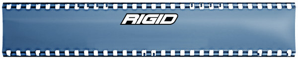 "RIGID Industries - RIGID Industries COVER 10"" SR-SERIES BLU 105973"
