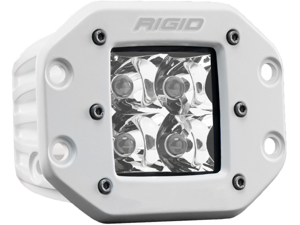 RIGID Industries - RIGID Industries WHT D-SERIES PRO SPOT FM 611213