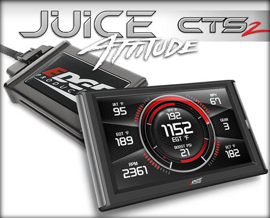 Edge Products - Edge Products Juice w/Attitude CTS2 Programmer 31504
