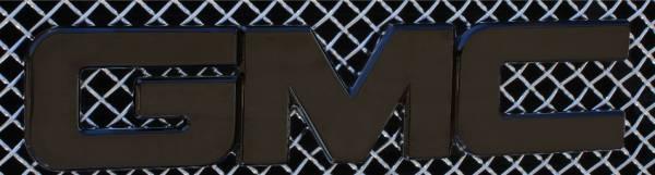 T-Rex - T-Rex Emblem Exterior Trim, Black, Aluminum, 1 Pc, Bolt-On 19200B