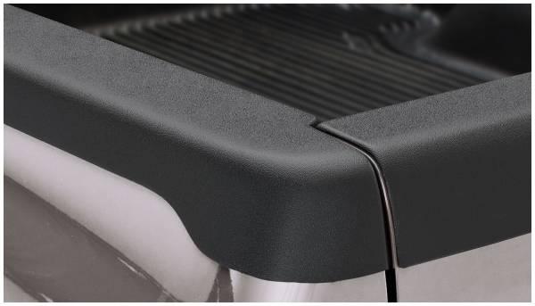 Bushwacker - Bushwacker BED RAIL CAPS 48502