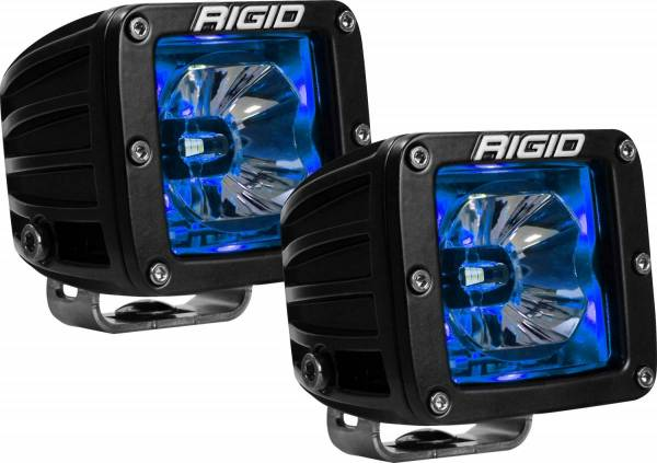 RIGID Industries - RIGID Industries RADIANCE POD BLU BACKLIGHT /2 20201