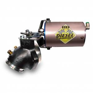Performance - Exhaust Brakes - BD Diesel - BD Diesel Exhaust Brake - 1989-1998 Dodge 60psi Vac/Turbo Mount 2033135