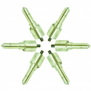 Fuel System - Injectors - BD Diesel - BD Diesel Injector Nozzle Set - Dodge 5.9L Cummins 2003-2004 - Stage 2 90 HP / 43% 1075881