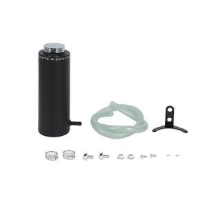 Engine Cooling - Cooling Parts - Mishimoto - Mishimoto Aluminum Coolant Reservoir Tank MMRT-CAWBK