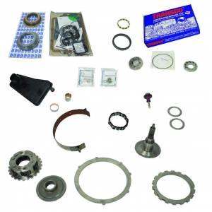 Transmissions & Parts - Automatic Transmission Parts - BD Diesel - BD Diesel BD Build-It Ford E4OD Trans Kit 1995-1997 Stage 4 Master Rebuild Kit 4wd 1062114-4