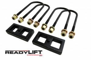 ReadyLift - ReadyLift 2002-08 DODGE-RAM 1500 1'' Rear Block Kit 66-1101