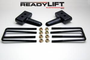 Suspension - Leveling Kits - ReadyLift - ReadyLift 2004-18 FORD F150 1.5'' Rear Block Kit 66-2051