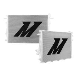 Engine Cooling - Radiators - Mishimoto - Mishimoto Ford 6.7L Powerstroke Aluminum Primary Radiator MMRAD-F2D-11