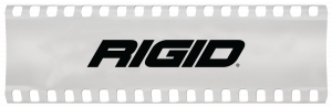 "Lighting/Electrical - Lighting Accessories - RIGID Industries - RIGID Industries COVER 6"" SR-SERIES WHT 105853"