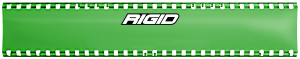 "Lighting/Electrical - Lighting Accessories - RIGID Industries - RIGID Industries COVER 10"" SR-SERIES GRN 105993"