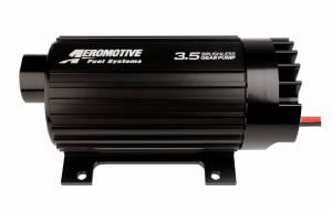 Fuel System - Pumps - Aeromotive Fuel System - Aeromotive Fuel System Brushless, In-Line Fuel Pump, Spur, 3.5 11185