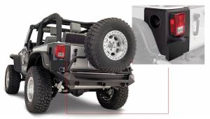 Exterior - Body Armor & Sliders - Bushwacker - Bushwacker TRAIL ARMOR 14009