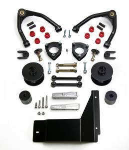 Suspension - Lift Kits - ReadyLift - ReadyLift 2007-14 GM TAHOE/SUB/YUKON XL 4'' F with 3.0'' R SST Lift Kit-Cast Steel UCAs 69-3495