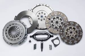 Transmissions & Parts - Manual Transmission Parts - South Bend Clutch - South Bend Clutch Organic Street Dual Disc SDD3250-5