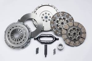 Transmissions & Parts - Manual Transmission Parts - South Bend Clutch - South Bend Clutch Organic/Ceramic Dual Disc SDD3250-G