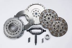 Transmissions & Parts - Manual Transmission Parts - South Bend Clutch - South Bend Clutch Organic Street Dual Disc SDD3250-G-ORG