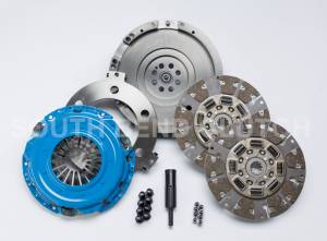 Transmissions & Parts - Manual Transmission Parts - South Bend Clutch - South Bend Clutch Organic Street Dual Disc SDDMAXY-ORG