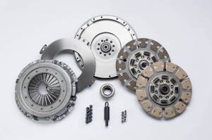 Transmissions & Parts - Manual Transmission Parts - South Bend Clutch - South Bend Clutch Organic/Ceramic Dual Disc SFDD3250-5