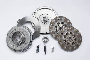 Transmissions & Parts - Manual Transmission Parts - South Bend Clutch - South Bend Clutch Organic Street Dual Disc SFDD3250-5-ORG