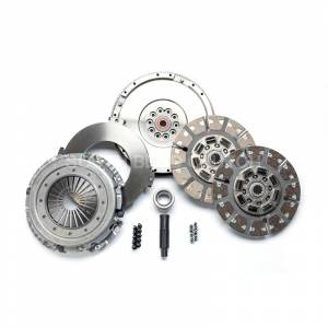Transmissions & Parts - Manual Transmission Parts - South Bend Clutch - South Bend Clutch Organic/Ceramic Dual Disc SFDD3250-6.0