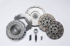 Transmissions & Parts - Manual Transmission Parts - South Bend Clutch - South Bend Clutch Organic/Ceramic Dual Disc SFDD3250-6