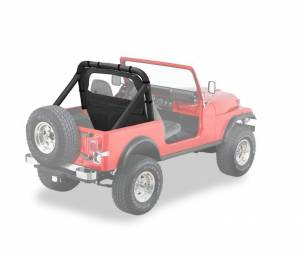 Tops & Parts - Soft Top Parts - Bestop - Bestop Windjammer Jeep 1980-1995 CJ5; CJ7 And Wrangler 80028-15