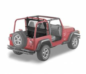 Tops & Parts - Soft Top Parts - Bestop - Bestop Windjammer Jeep 1997-2002 Wrangler 80030-15