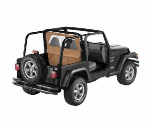 Tops & Parts - Soft Top Parts - Bestop - Bestop Windjammer Jeep 1997-2002 Wrangler 80030-37