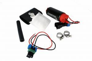 Fuel System - Pumps - Aeromotive Fuel System - Aeromotive Fuel System 340 Series Stealth In-Tank Fuel Pump, offset inlet 11541