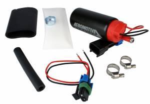 Fuel System - Pumps - Aeromotive Fuel System - Aeromotive Fuel System 340 Series Stealth In-Tank Fuel Pump, center Inlet - offset (GM applications) 11569