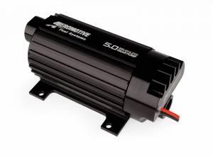 Fuel System - Pumps - Aeromotive Fuel System - Aeromotive Fuel System Brushless, In-Line Fuel Pump, Spur, 5.0 11186