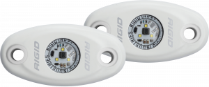 Lighting/Electrical - Off Road Lights - RIGID Industries - RIGID Industries A-SERIES HP WHT CW /2 482213