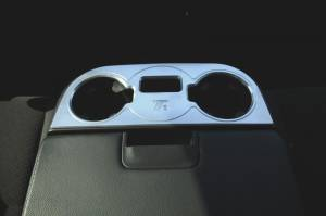 Interior - Misc. Interior Accessories - T-Rex - T-Rex T1 Interior Trim, Brushed, Aluminum, 1 Pc, Tape 11110