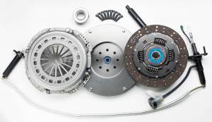 Transmissions & Parts - Manual Transmission Parts - South Bend Clutch - South Bend Clutch Organic/Feramic Clutch Kit G56-OFEK