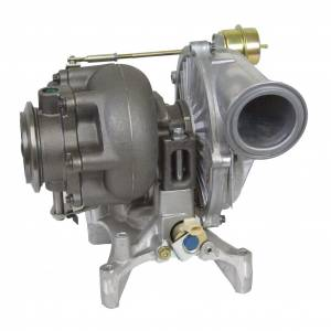 Turbos & Accessories - Turbos & Kits - BD Diesel - BD Diesel Exchange Turbo - Ford 1999.5-2003 7.3L GTP38 Pick-up c/w Pedestal 702012-9012-B