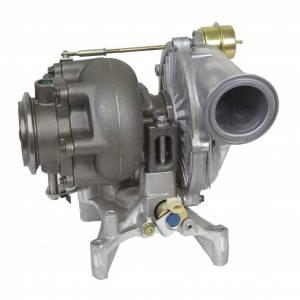 Turbos & Accessories - Turbos & Kits - BD Diesel - BD Diesel Exchange Turbo - Ford 1998.5-1999.5 7.3L GTP38 Van c/w Pedestal 702651-9001-B