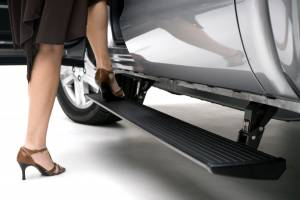 Exterior - Running Boards & Nerf Bars - AMP Research - AMP Research PowerStep Electric Running Board 75137-01A