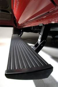 Exterior - Running Boards & Nerf Bars - AMP Research - AMP Research PowerStep Electric Running Board 75154-01A-B