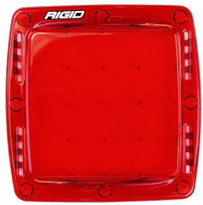 Lighting/Electrical - Lighting Accessories - RIGID Industries - RIGID Industries COVER Q-SERIES RED 103953